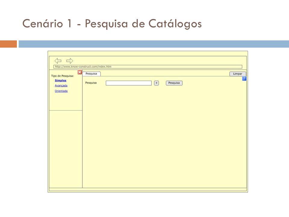 Após aceder ao portal, selecciona o tipo de pesquisa que é adequada ao seu objectivo.