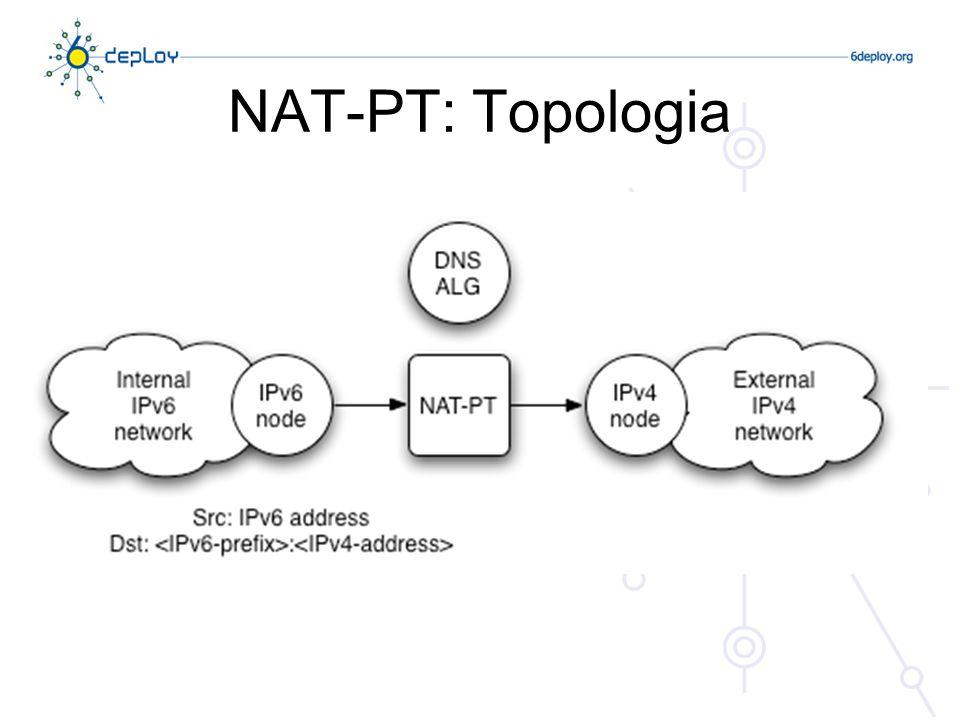 NAT-PT: Topologia