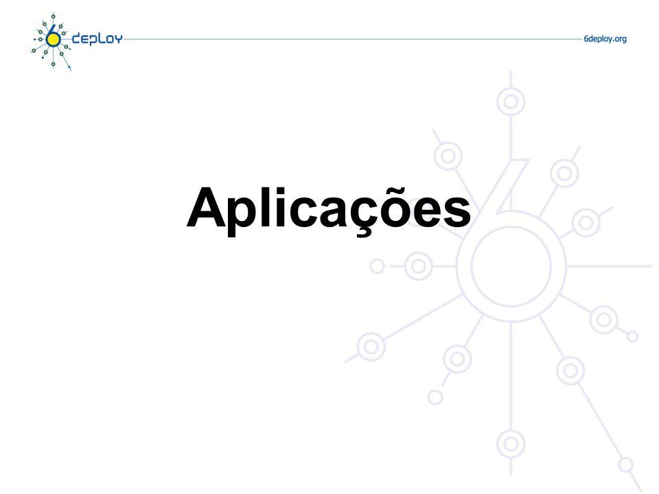 Protocolo criado em 2002 Há conteúdos «legais» acessíveis através deste protocolo: – http://fedoraproject.org/en/get-fedora Suporte em alguns clientes Sempre dependente da plataforma –Win/Linux/BSD/Mac Comunicação sobre IPv6 com: – «Tracker» – Outros clientes P2P - Bittorrent