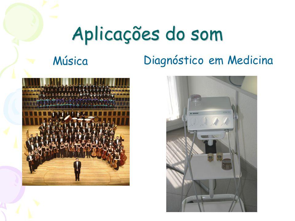 Aplicações do som Música Diagnóstico em Medicina