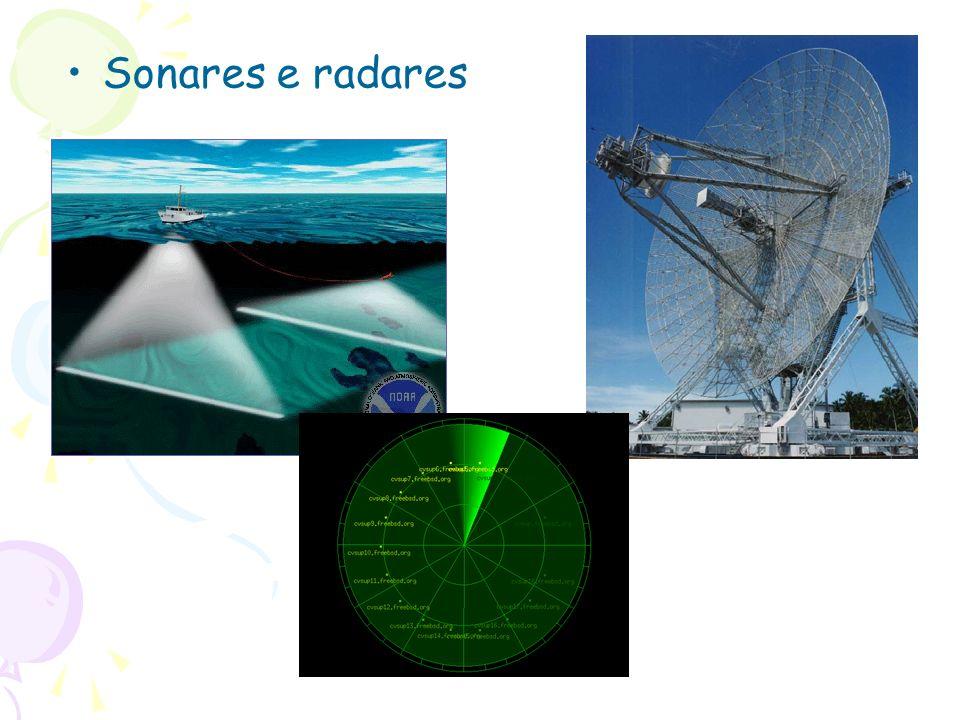 Sonares e radares