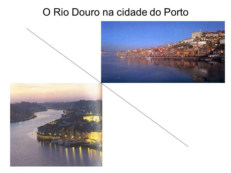 Rio Vouga Nasce na Serra da Lapa em Portugal; Passa pelas cidades de S.