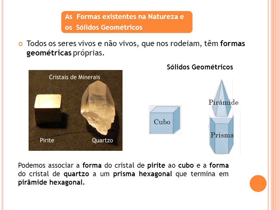 É um corpo sólido, com uma forma geométrica, tridimensional, limitado por superfícies planas e curvas.