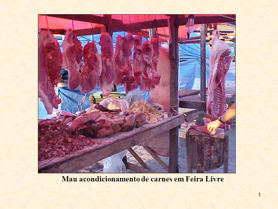 1 Mau acondicionamento de carnes em Feira Livre