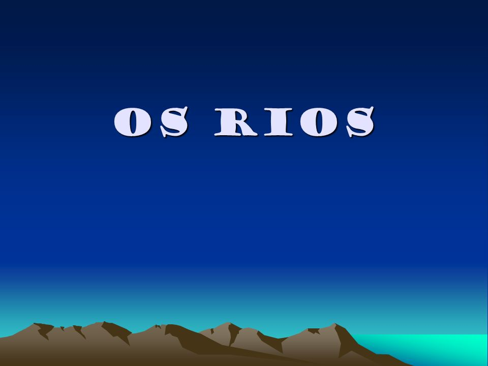 Rio Mondego É o maior rio que nasce em Portugal ; Nasce na Serra da Estrela ( no inicio é apenas um pequeno fio de água); Passa pela cidade de Coimbra; Associado a Coimbra é inspirador de grandes romances; Desagua na cidade da Figueira da Foz.