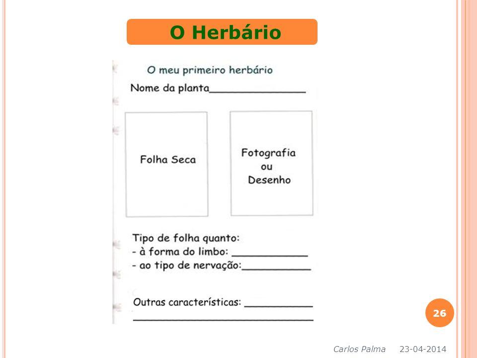 O Herbário Carlos Palma 23-04-2014 26