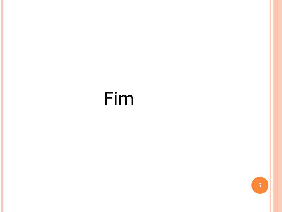 Fim 7