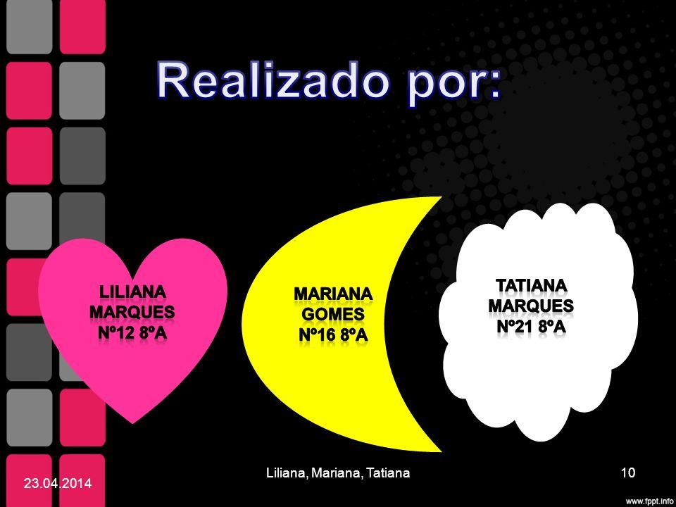 23.04.2014 10Liliana, Mariana, Tatiana