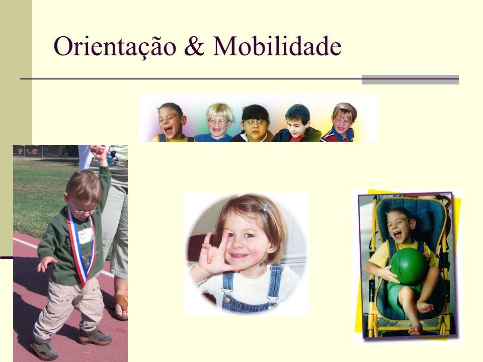 Orientação & Mobilidade