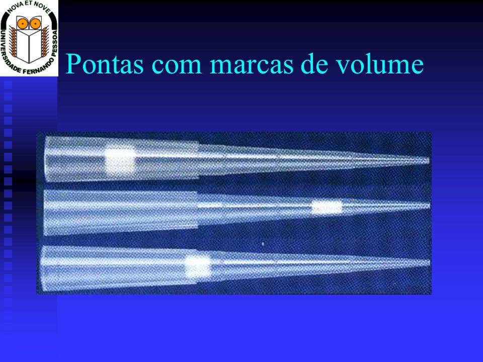 Pontas para tubos longos