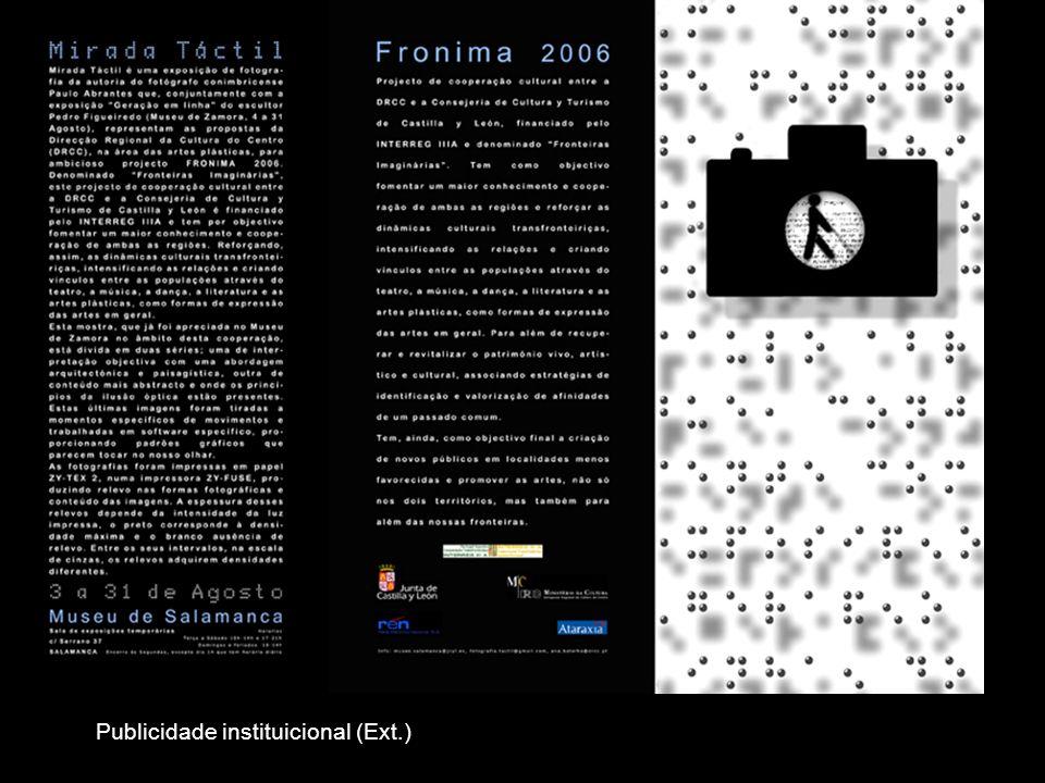 Publicidade instituicional (Ext.)
