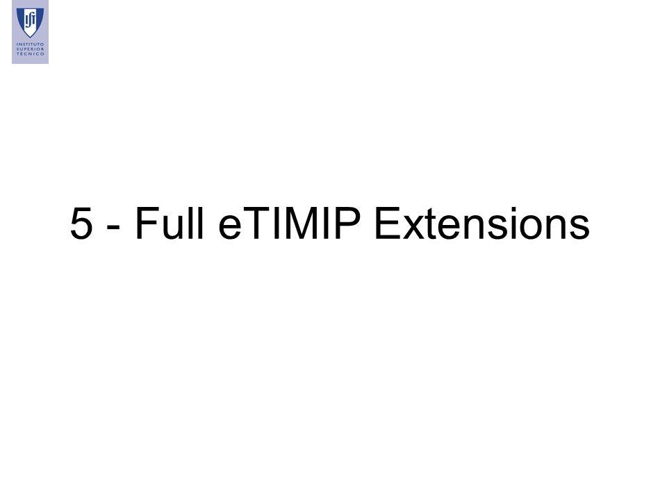 29 5 - Full eTIMIP Extensions