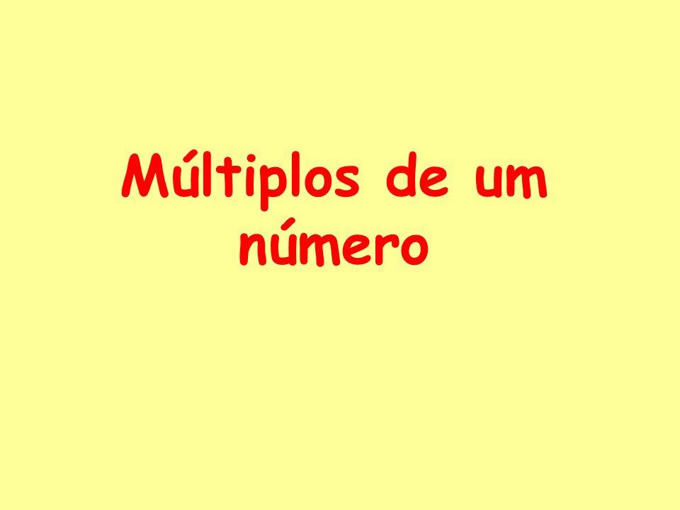 Múltiplos de 3Soma dos algarismos 9 12 33 69 426 8703 A soma dos algarismos é sempre um múltiplo de 3 Vamos experimentar somar os algarismos de números que sejam múltiplos de 3.