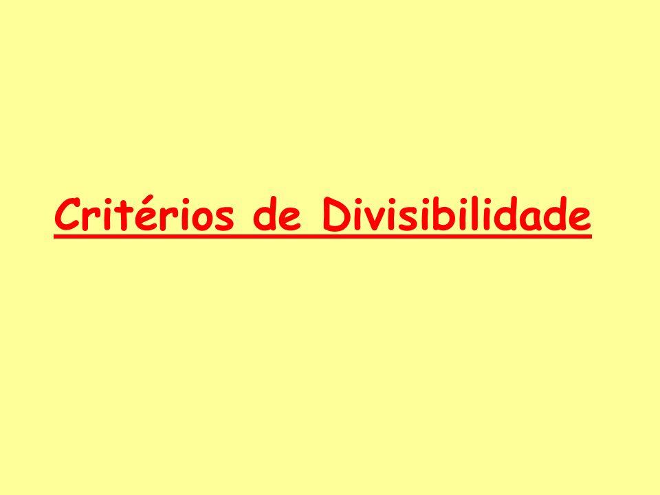 Quais são os divisores de 10? D 10 = {1, 2, 5, 10} E de 24? D 24 = {1, 2, 3, 4, 6, 8, 12, 24} Divisor de um número é qualquer inteiro que o divide um