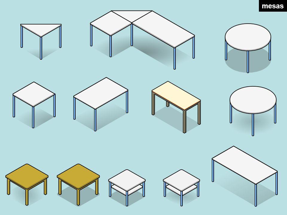 mesas