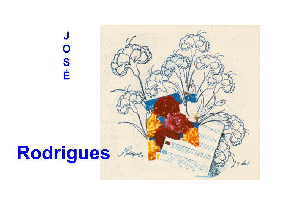 J O S É Rodrigues
