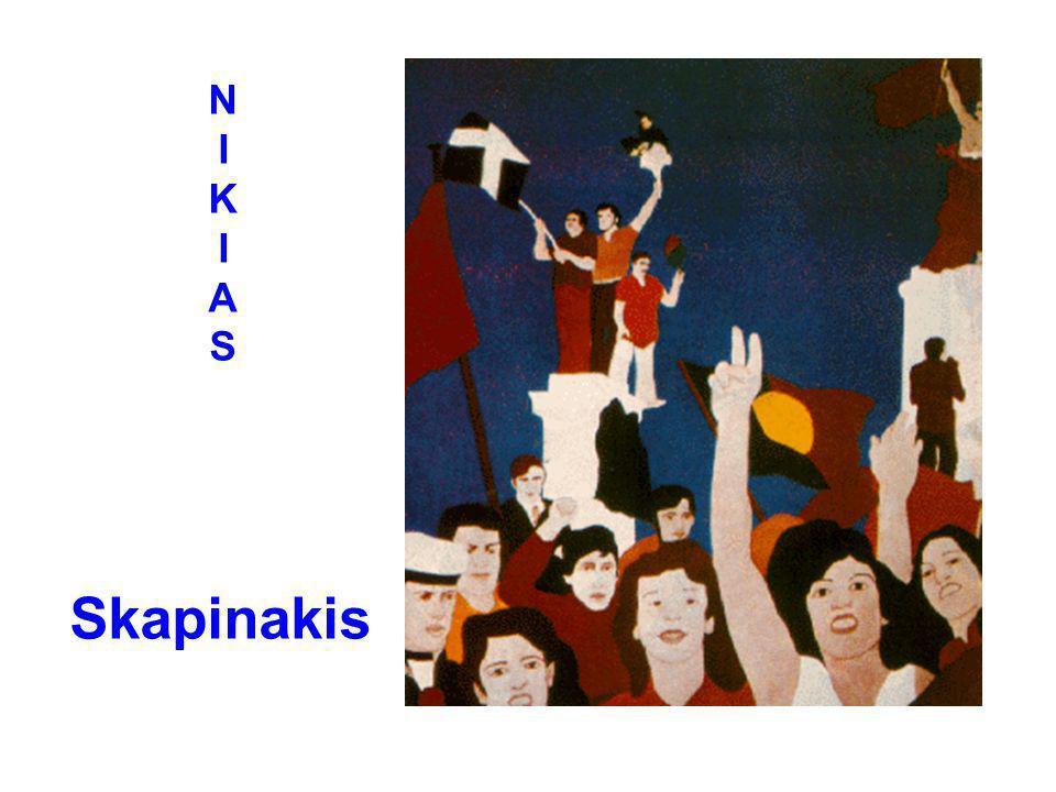 N I K I A S Skapinakis
