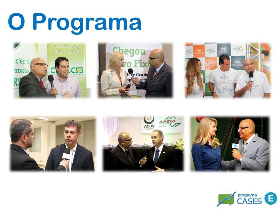 O Programa Cases é comandado por Fernando Fernandes, consultor e palestrante com mais de 25 anos de experiência internacional na área comercial na direção de grandes empresas em Portugal e Angola.