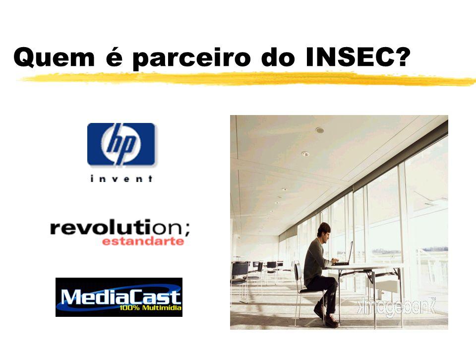 Quem é parceiro do INSEC?