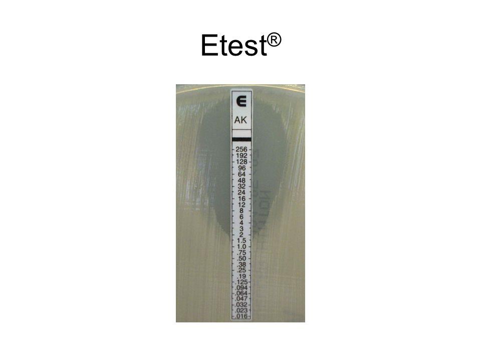 Etest ®