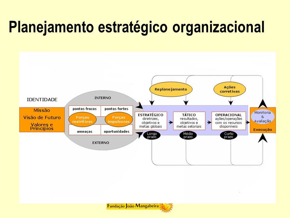 Planejamento estratégico organizacional