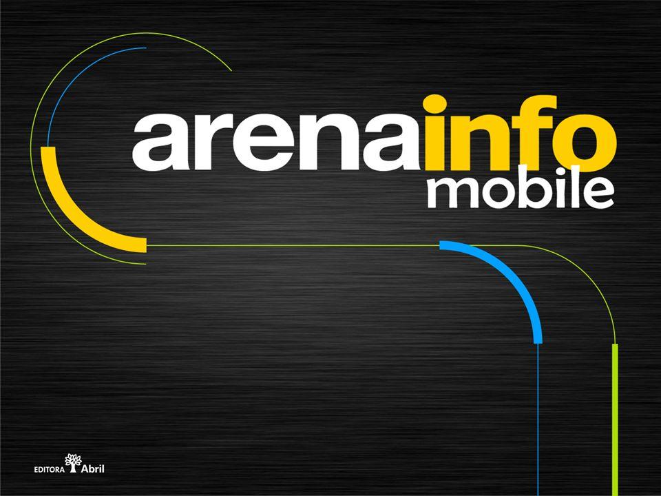 a competição A Arena INFO Mobile é uma competição entre estudantes universitários, com o objetivo de eleger o melhor aplicativo mobile, utilitários e outras ferramentas para serem utilizados em smartphones e celulares.