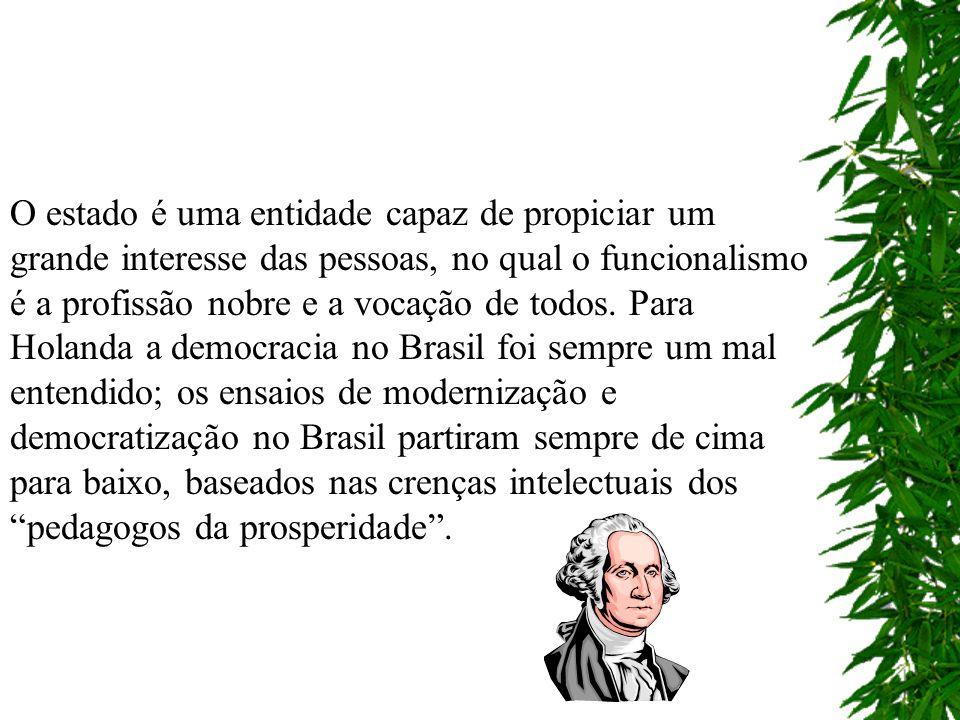 O insolidarismo da Sociedade Brasileira O espírito insolidarista tem sua origem nos primórdios da colonização, tendo como característica como fortes traços de individualismo e desconfiança.