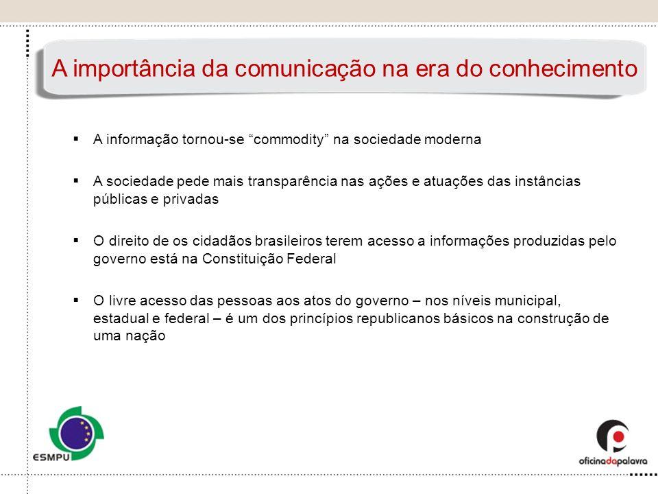 Parte teórica com apoio de depoimentos em vídeo e slides que apresentam jornalistas renomados como Ricardo Kotscho e Ancelmo Gois, falando sobre a dinâmica da notícia e como ser uma boa fonte para a imprensa.