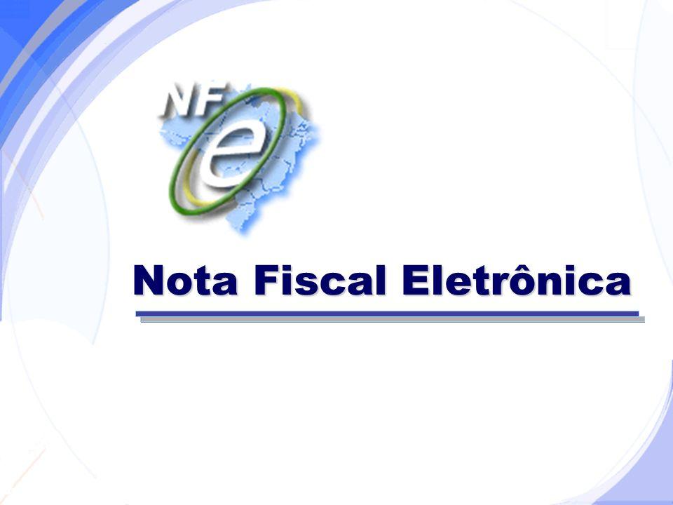 Secretaria da Fazenda ENCAT (NF-e) ObjetivoObjetivo NF-e Alteração da sistemática atual de emissão da nota fiscal em papel, por nota fiscal de existência apenas eletrônica.