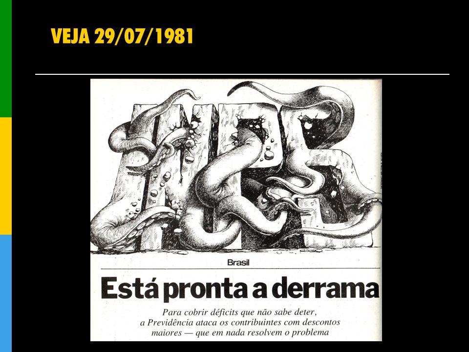 VEJA 29/07/1981