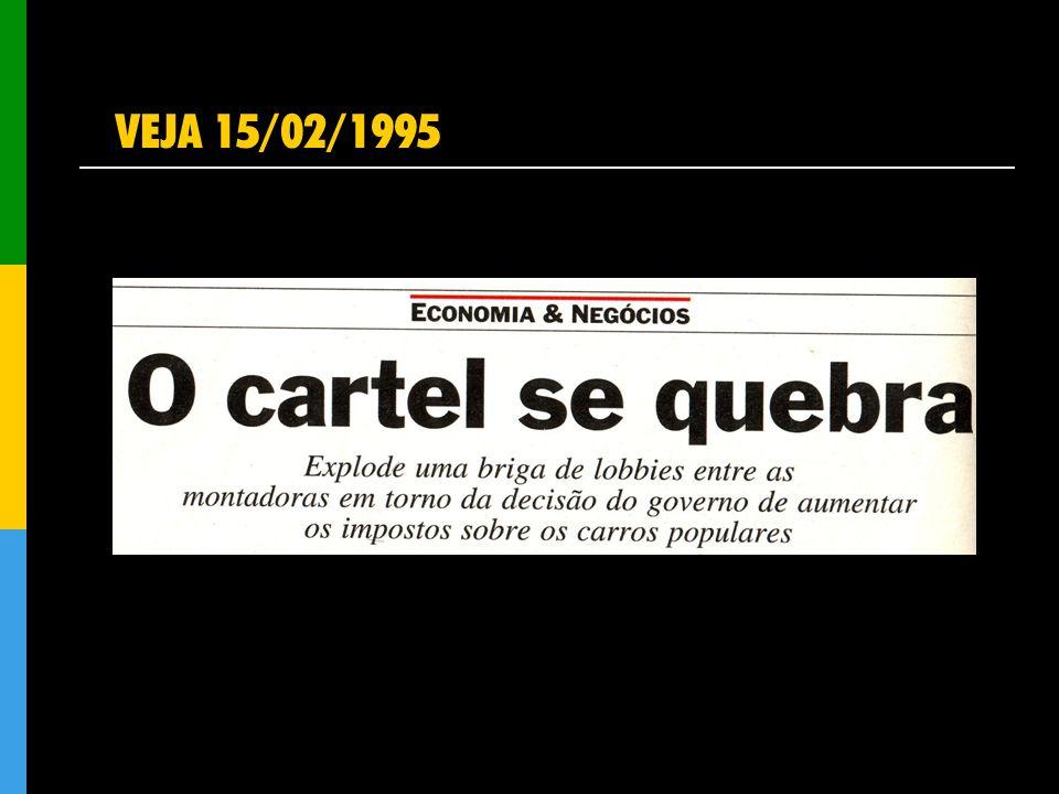 VEJA 15/02/1995