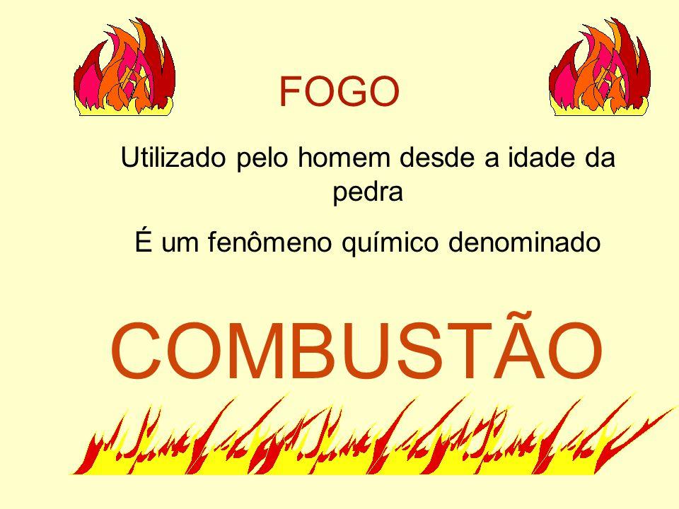 ELEMENTOS ESSENCIAIS DO FOGO Combustível; Comburente (Oxigênio) Calor. 20 de 19