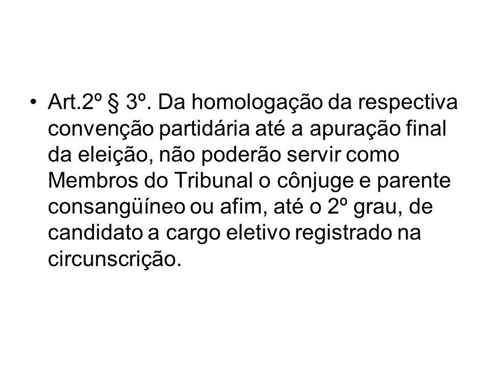 i) as investigações judiciais previstas na Lei Complementar n.