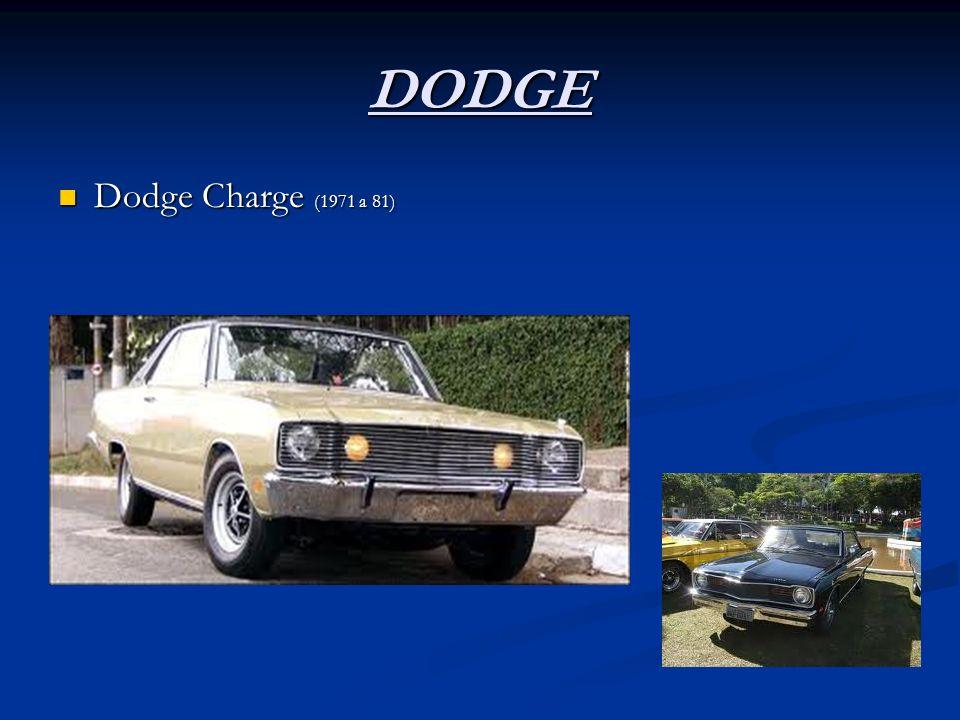 VW – SP 2 SP 1 e SP2 ( 1972 a 76 ) SP 1 = motor 1600cc SP 2 = motor 1700 cc SP 3 - protótipo com motor 1800cc, refrigerado a água, não chegou a ser comercializado.