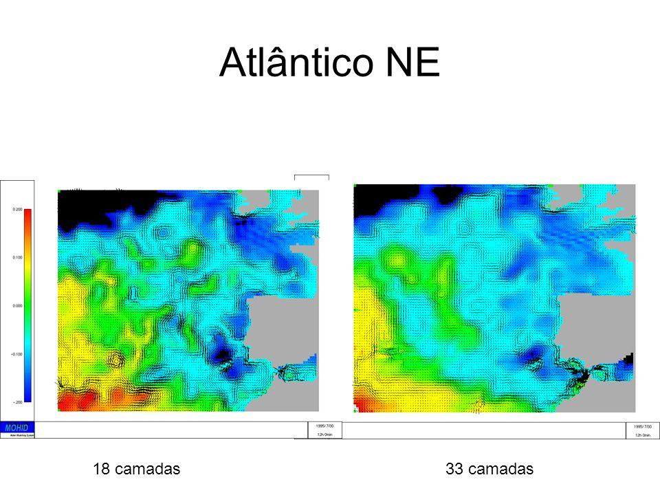 Atlântico NE 18 camadas33 camadas