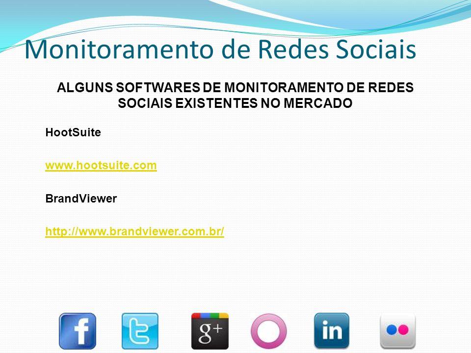 Monitoramento de Redes Sociais PROPOSTA