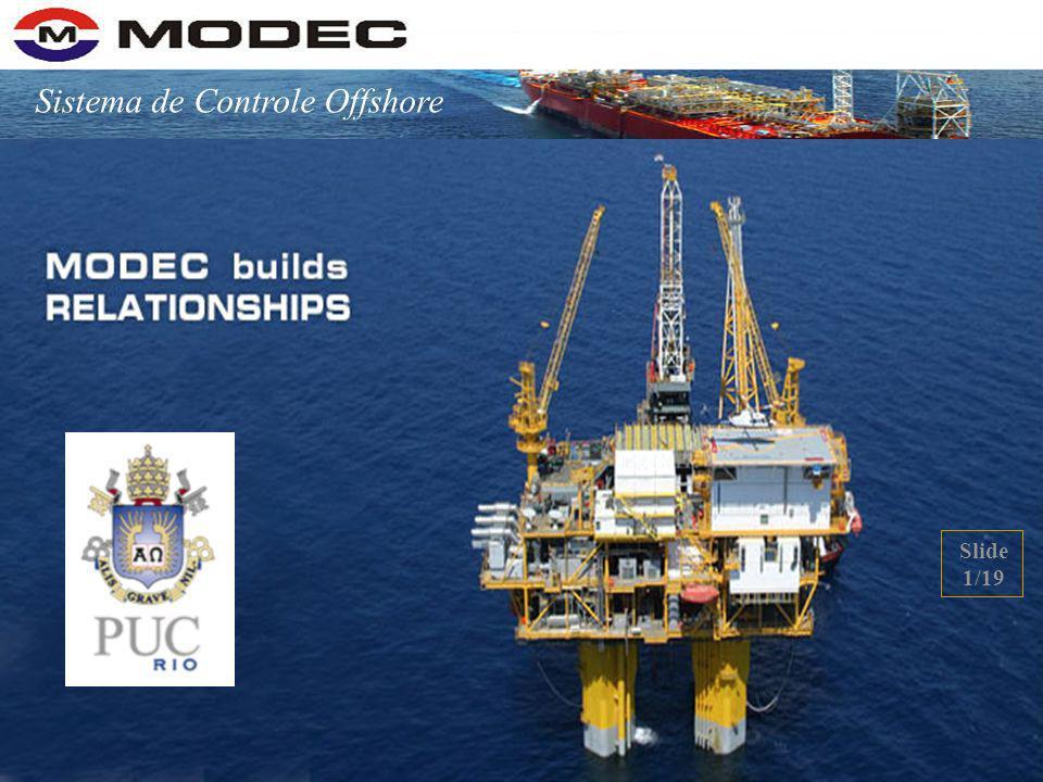 Slide 1/19 Sistema de Controle Offshore