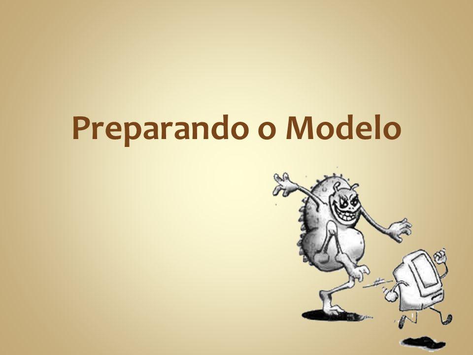 Preparando o Modelo