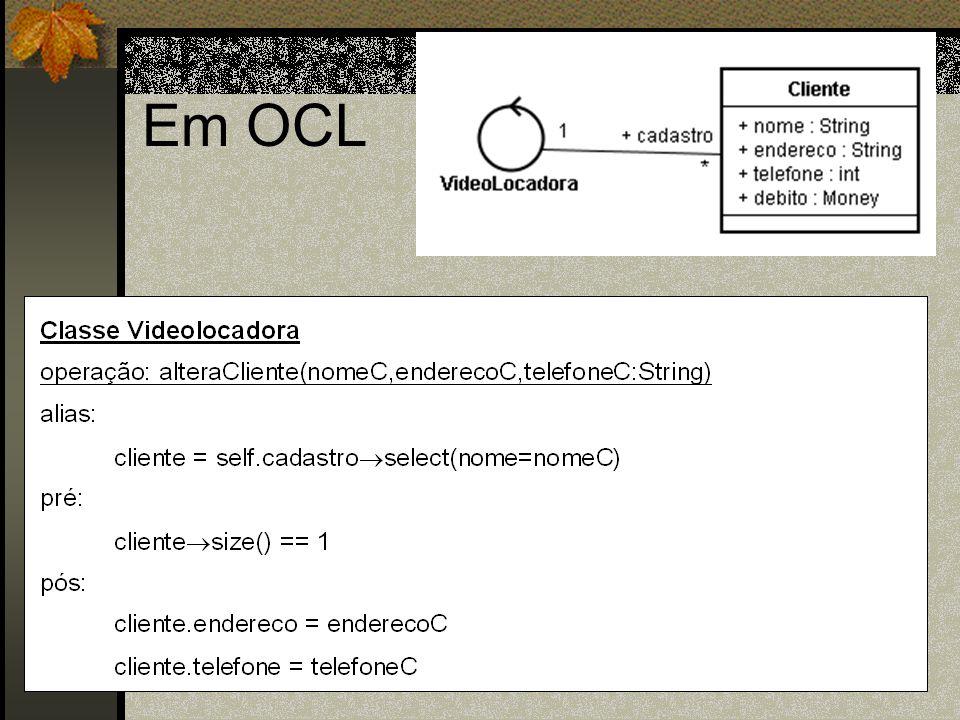 Em OCL