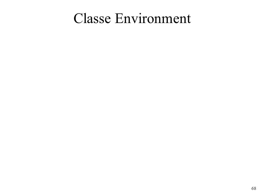 Classe Environment 68