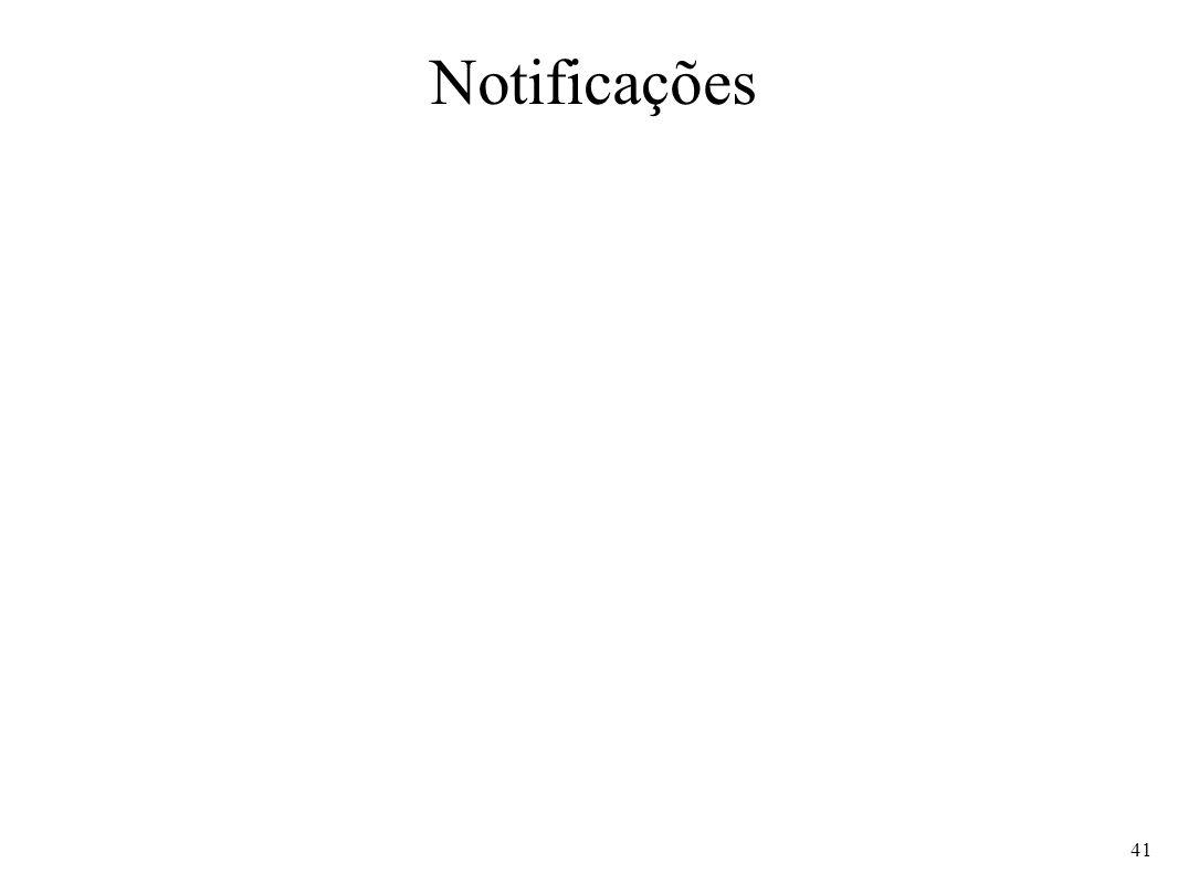 Notificações 41