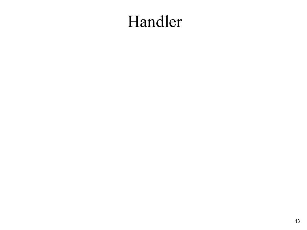Handler 43