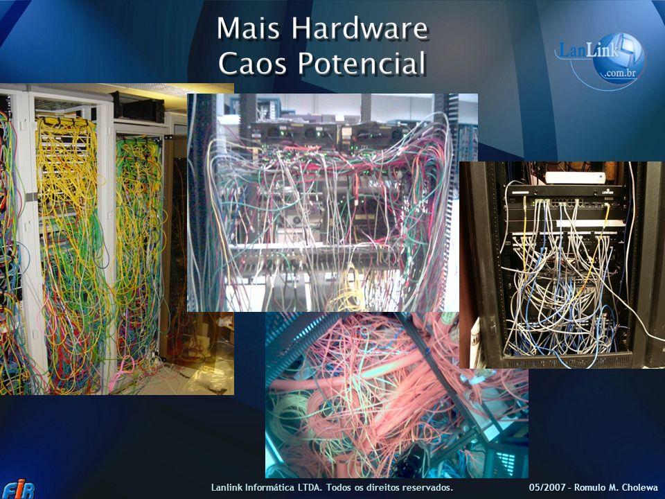 05/2007 – Romulo M. Cholewa Lanlink Informática LTDA. Todos os direitos reservados.