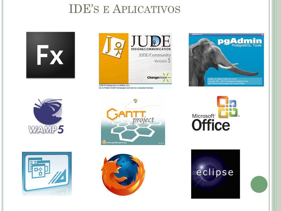 IDE S E A PLICATIVOS