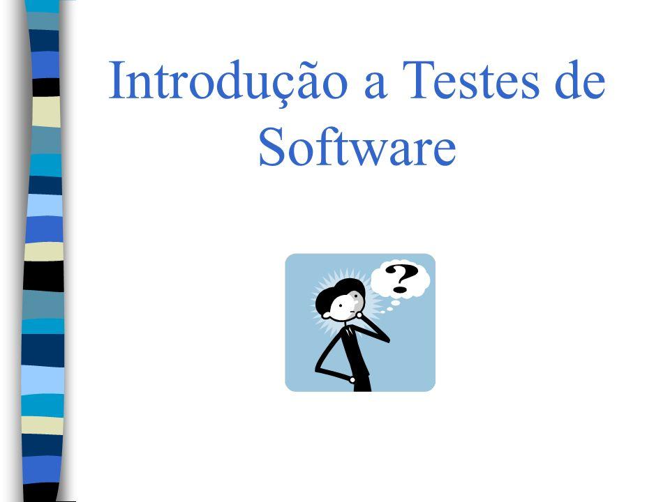 Introdução a Testes de Software