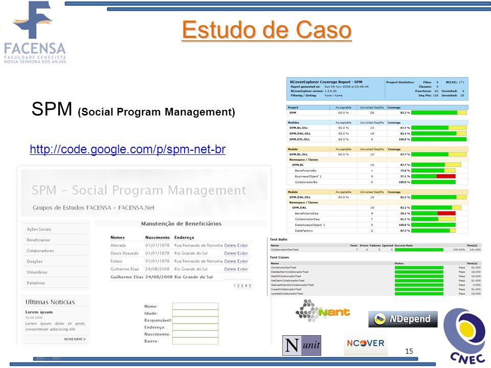 Considerações Finais Grande desafio utilizar os grupos ; Projetos em desenvolvimento mas já funcionais, através de versões beta.
