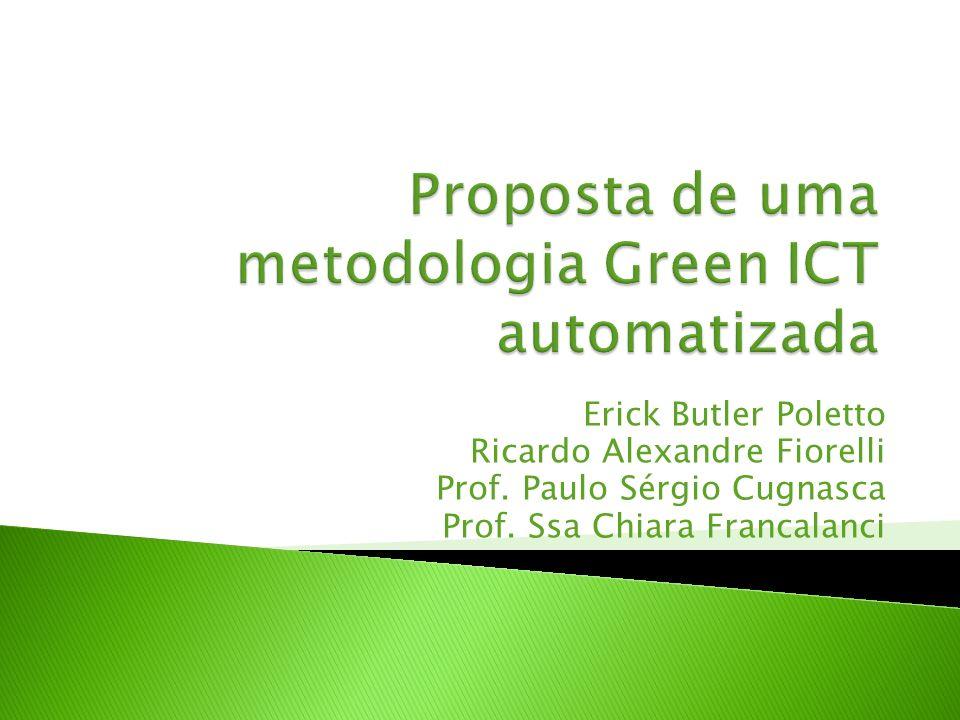 Erick Butler Poletto Ricardo Alexandre Fiorelli Prof.