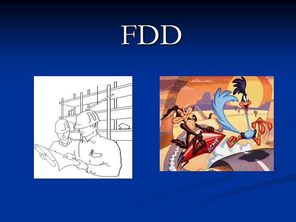 O que é FDD.