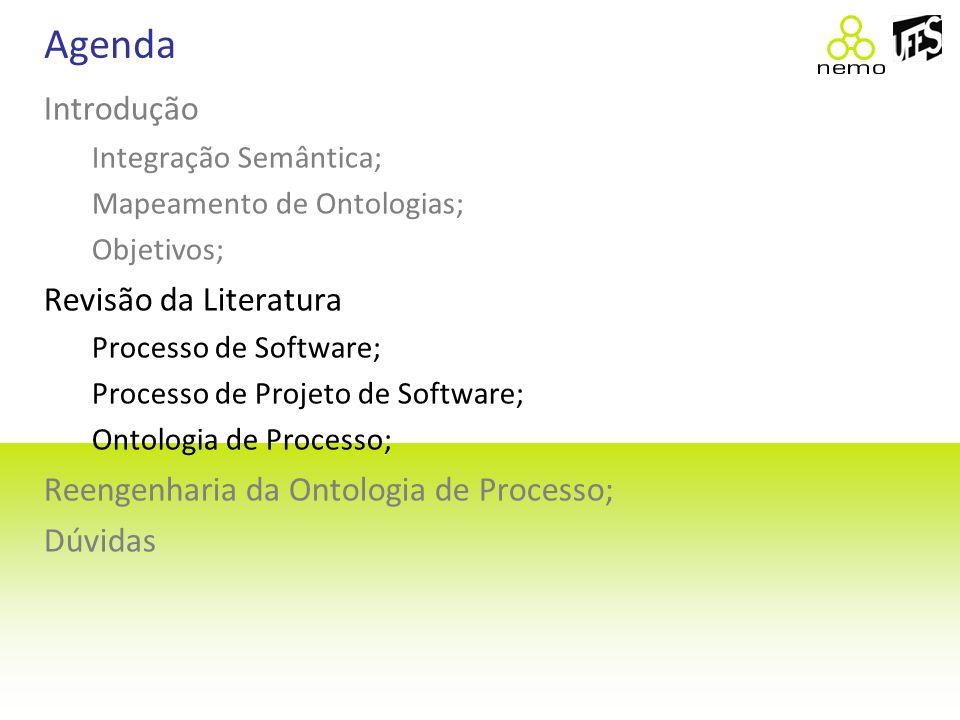 Processo de Software Conjunto coerente de políticas, estruturas organizacionais, tecnologias, procedimentos e artefatos necessários para conceber, desenvolver, implantar e manter um produto de software.(Fuggetta,2000)