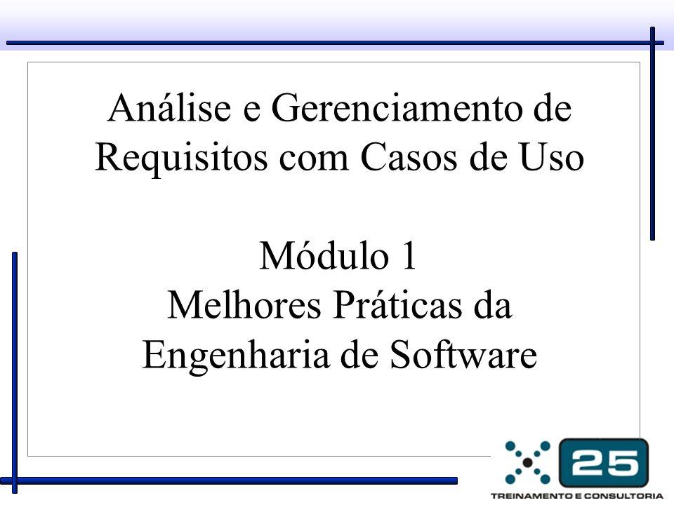 Análise e Gerenciamento de Requisitos com Casos de Uso Módulo 1 Melhores Práticas da Engenharia de Software